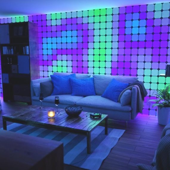 Nanoleaf (from Cnet)