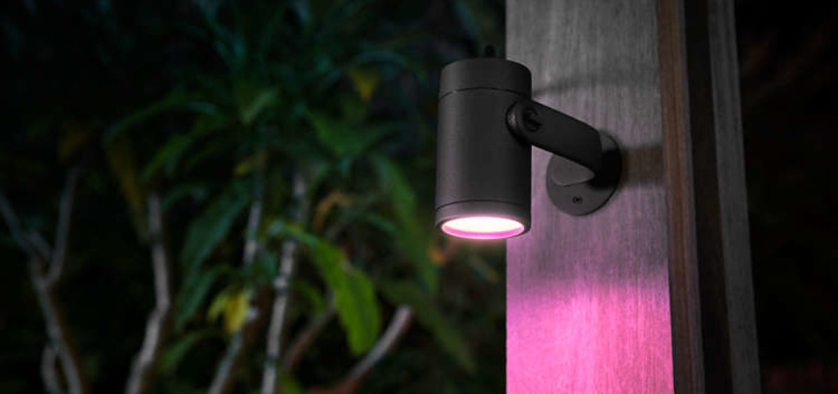 Hue Outdoor Spot Light