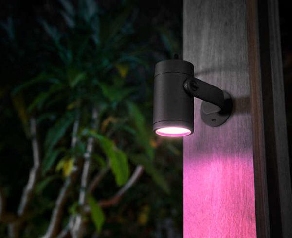 Hue Outdoor Spot Light