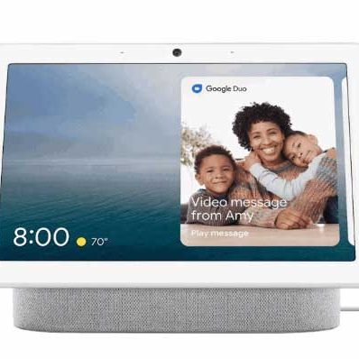 google home nest max